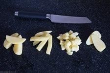 Knusprige Kartoffel aus dem Ofen - www.emmikochteinfach.de
