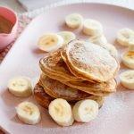 Bananen Pancakes - www.emmikochteinfach.de