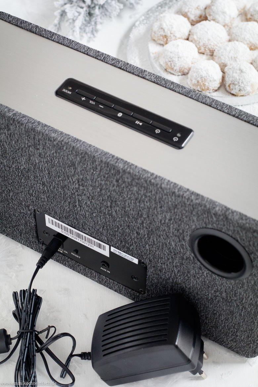 walnuss schneeb lle mit adventsverlosung eines wlan multiroom lautsprechers emmikochteinfach. Black Bedroom Furniture Sets. Home Design Ideas
