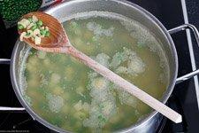 Minibar Kühlschrank Tm32 : Kartoffel nudel auflauf mit erbsen und schinken emmikochteinfach