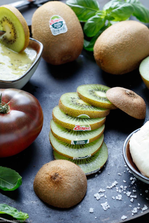 Die grüne Frucht schmeckt einfach lecker - www.emmikochteinfach.de