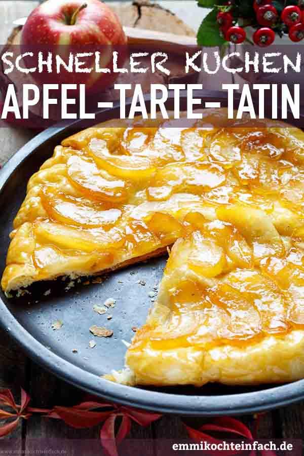 Apfel-Tarte-Tatin - www.emmikochteinfach.de