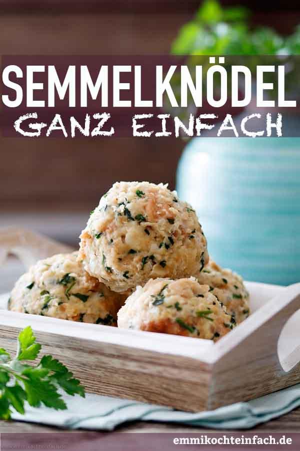 Die selbstgemachte Beilage braucht viel Sosse - www.emmikochteinfach.de