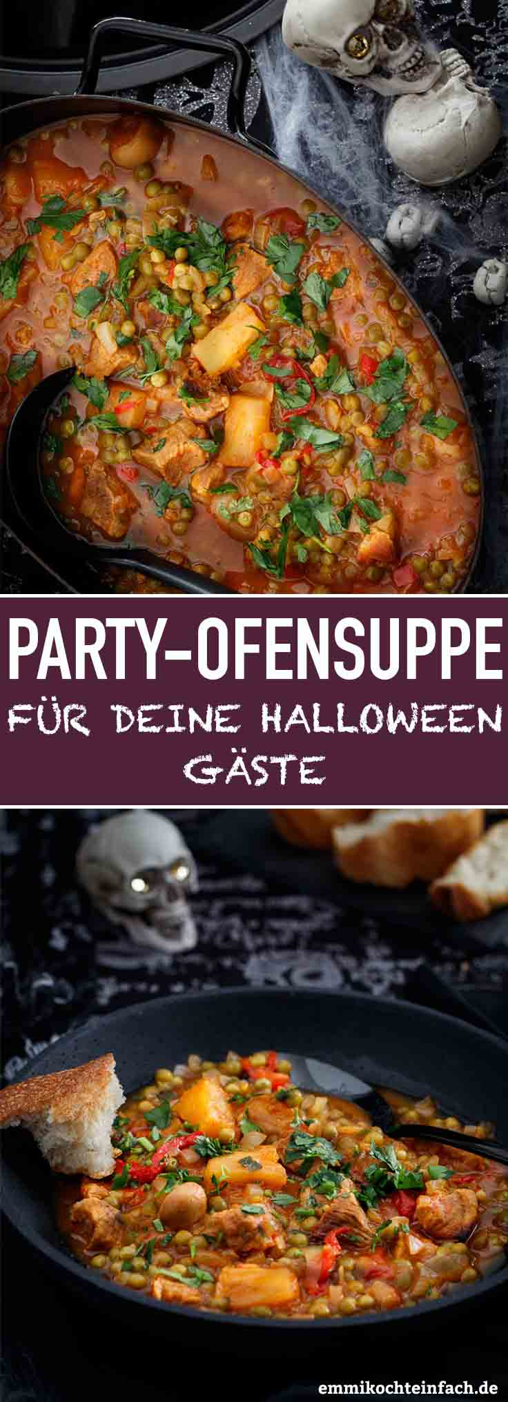 Party-Ofensuppe - www.emmikochteinfach.de