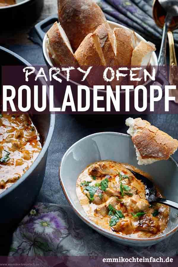 Einfacher Party Rouladentopf à La Ute Emmikochteinfach