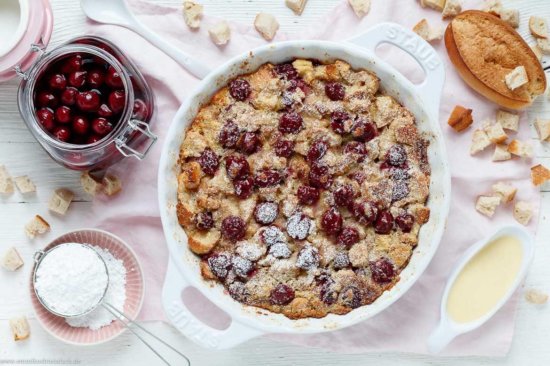 Eine leckere Süssspeise aus dem Ofen - www.emmikochteinfach.de