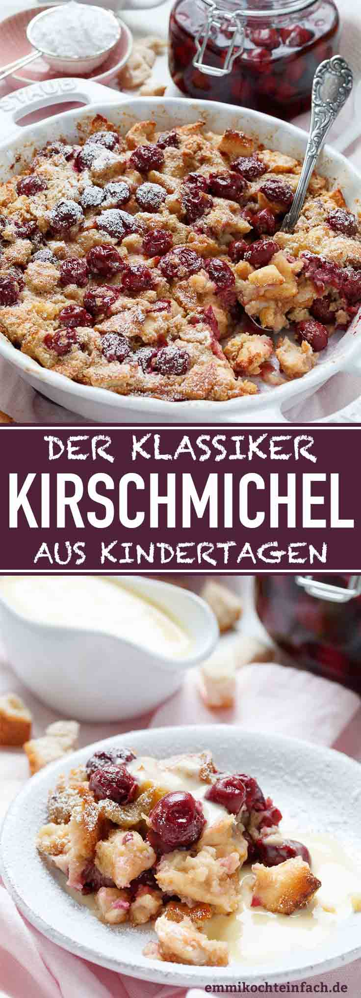 Omis Kirschmichel - www.emmikochteinfach.de