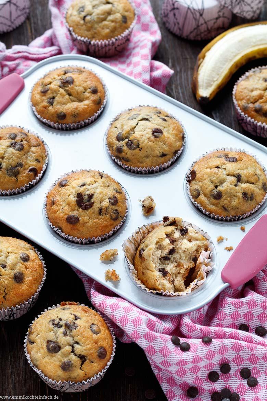 Diese Muffins schmecken der ganzen Familie - www.emmikochteinfach.de