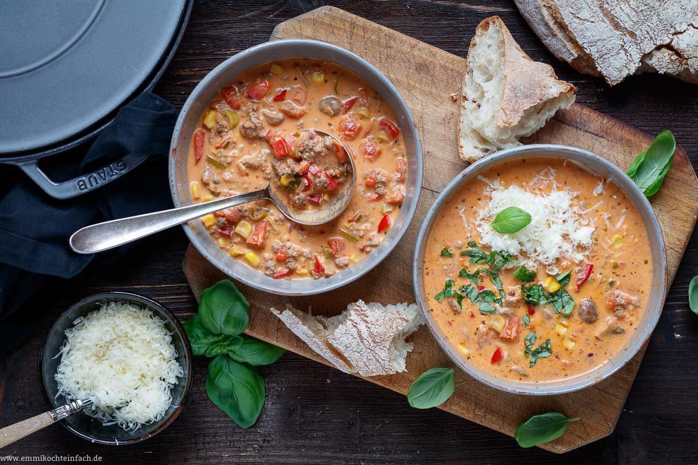 Eine leckere und gesunde Suppe - www.emmikochteinfach.de