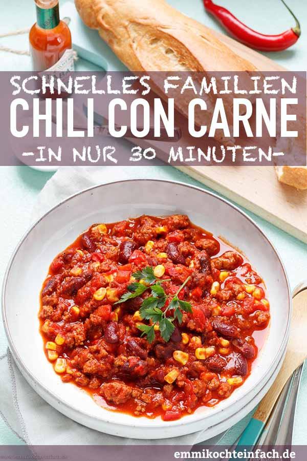 Eine flotte One-Pot Feierabendküche - www.emmikochteinfach.de