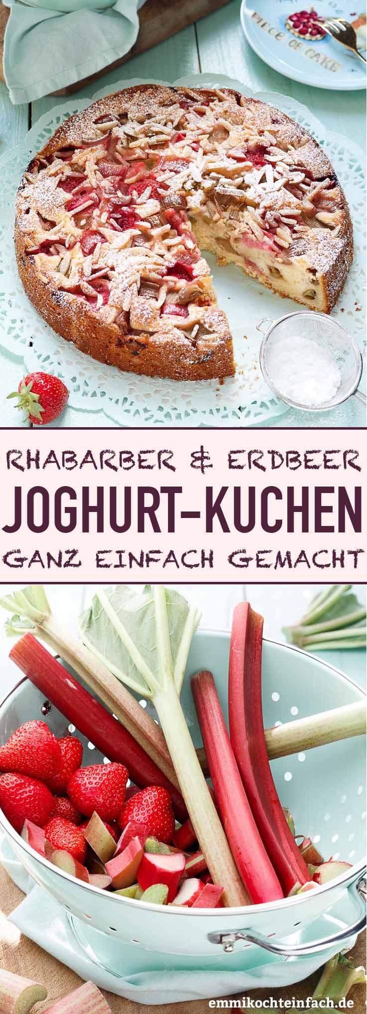 Ein saftiger Kuchen mit dem beliebten Duo - www.emmikochteinfach.de
