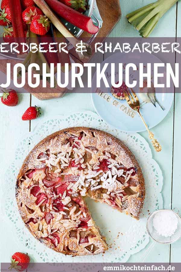 Ein einfacher Kuchen mit dem beliebten Duo - www.emmikochteinfach.de