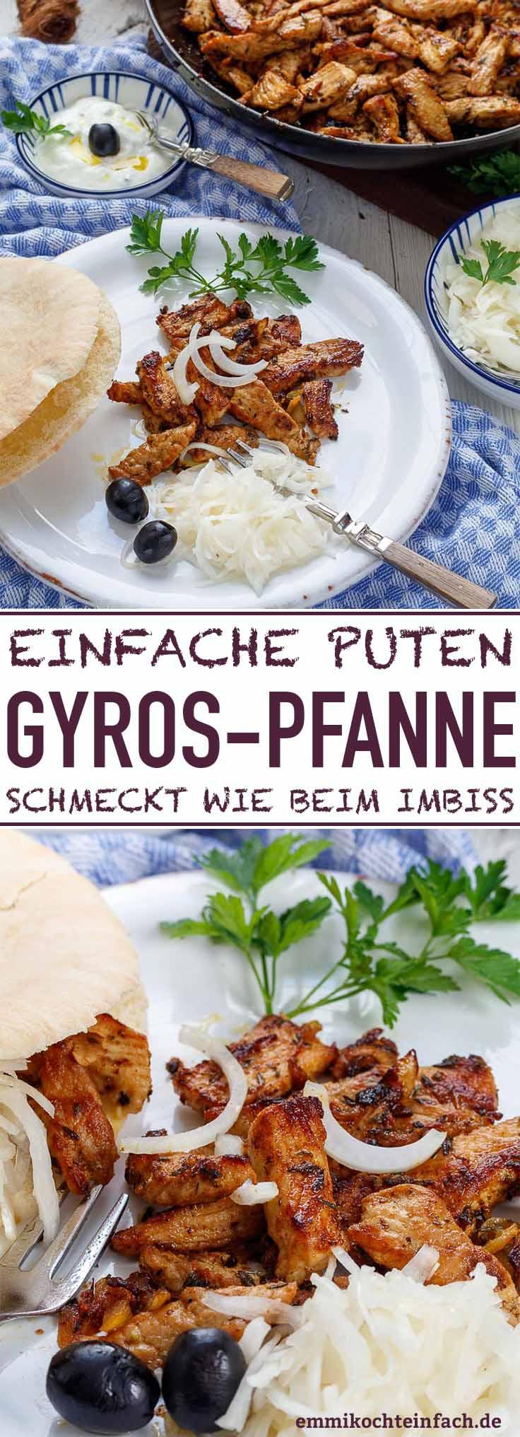 Einfach selbst gemacht - schmeckt wie beim Imbiss - www.emmikochteinfach.de
