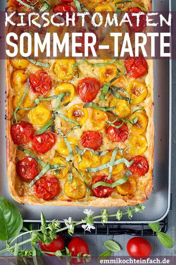 Das perfekte Sommer-Ofen-Gericht - www.emmikochteinfach.de