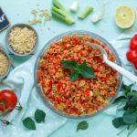 Ein gesunder Buffet-Salat - www.emmikochteinfach.de