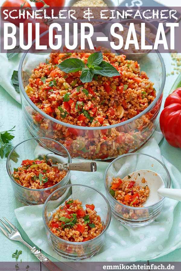 Der perfekte Grill-Salat - www.emmikochteinfach.de