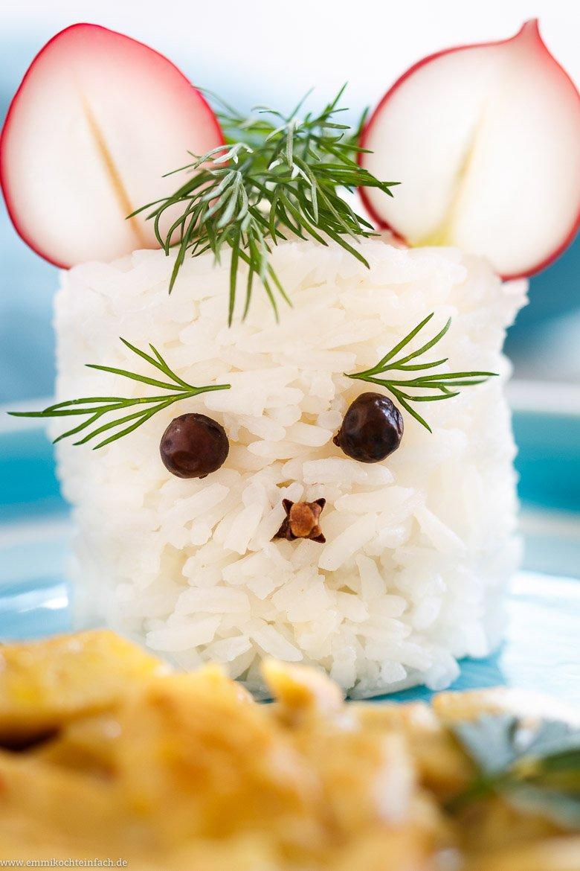 Die Reis-Maus ist bei Kinder sehr beliebt - www.emmikochteinfach.de