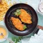 Schnitzel mit Cornflakes Panade- www.emmikochteinfach.de