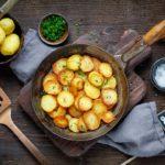 Die perfekte Kartoffel-Beilage aus der Pfanne - www.emmikochteinfach.de