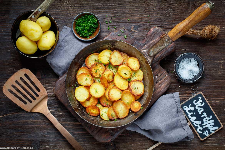 am thuc duc bratkartoffeln
