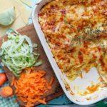 Gemüse Lasagne mit Kohl und Möhren - www.emmikochteinfach.de