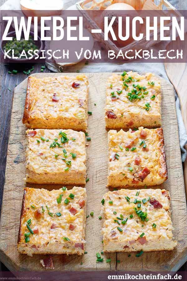 Der herzhafte Kuchenklassiker vom Backblech - www.emmikochteinfach.de