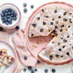Einfacher Beeren Becherkuchen mit Joghurt - www.emmikochteinfach.de
